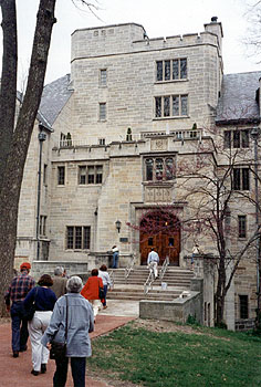 Morrison Hall, Bloomington, Indiana