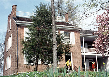 Wylie House, Bloomington, Indiana